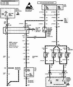 2000 Cavalier Fuel Pump Wiring Diagram