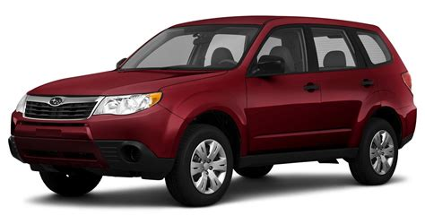 2010 Subaru Forester Reviews, Images, And