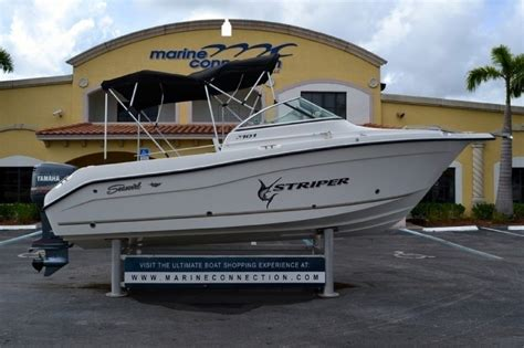 Seaswirl Boats by Used 2005 Seaswirl 2101 Dual Console Ob Boat For Sale In