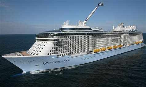 Quantum Of The Seas - Itinerary Schedule, Current Position ...