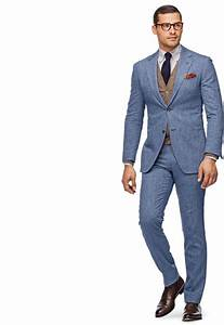 Anzug blau unifarben roma p3365 suitsupply online store for Costume a carreaux