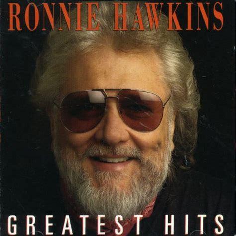 Ronnie Hawkins Cd Covers