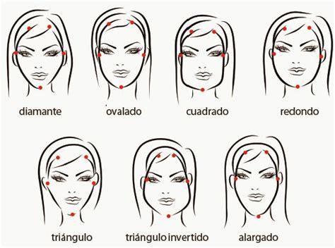moda y belleza para reales formas rostro