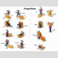 Prepositions Of Place And Movement  Intermedio 2