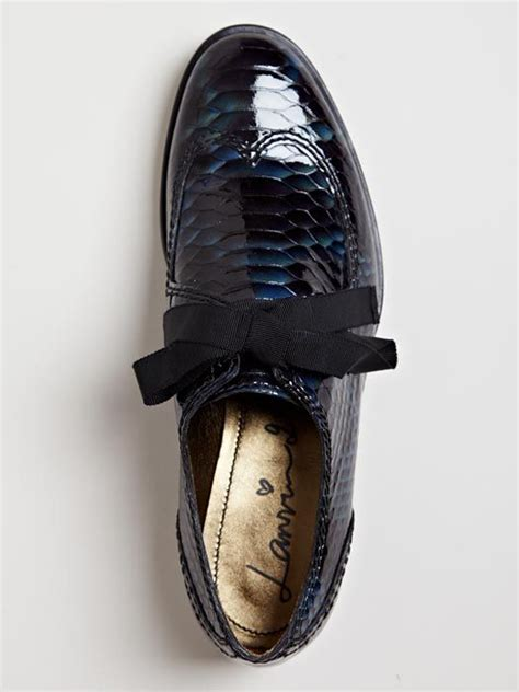 chaussea siege social chaussures imitation reptile