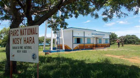 le bureau heron parc equipements pour les comités locaux du parc nosy hara