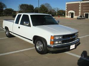 1994 Chevrolet Silverado Extended Cab Exceptionally Clean 94