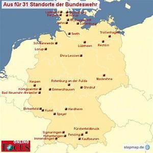 Standorte Der Bundeswehr : zapfenstreich diese bundeswehr standorte werden geschlossen focus online ~ Watch28wear.com Haus und Dekorationen