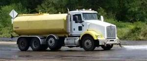 Kenworth T800 Custom Water Truck (2000) : Heavy Duty Trucks