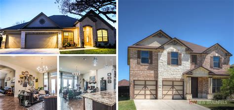 Big Houses, Small Prices 5 Super Sized New Braunfels