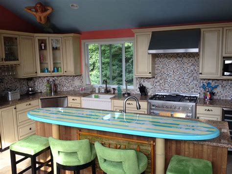 Living Room Bar Aloha by Surfboard Table Search Surfboards Surfboard
