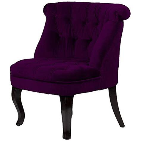 fauteuil crapaud capitonn 233 velours aubergine trianon
