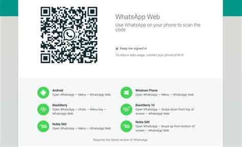 Como Instalar E Usar Whatsapp Web A Partir Do Seu