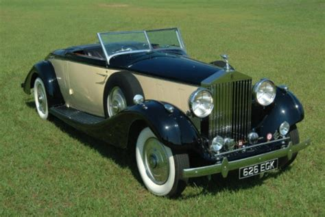 rolls royce roadster sports classics of monterey auction 2009 preview rm
