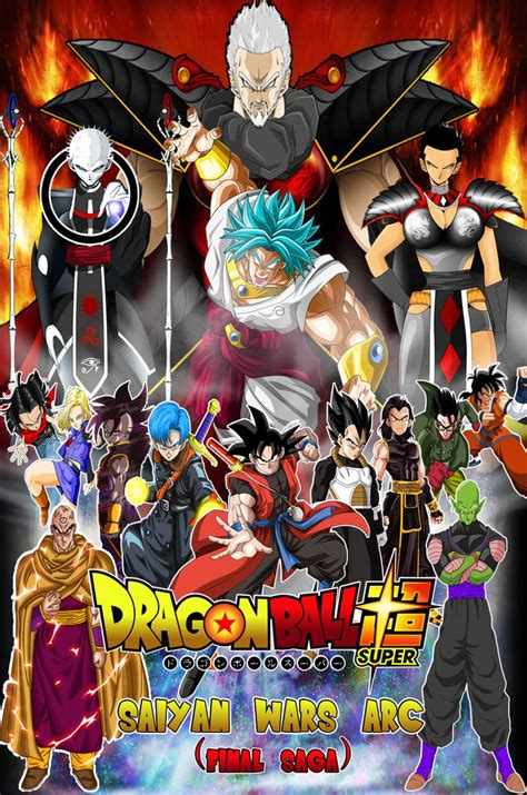 Hellsing Ultimate Wallpaper Hd Dragon Ball Super Saiyan Wars Arc Final Saga By Runzaman On Deviantart