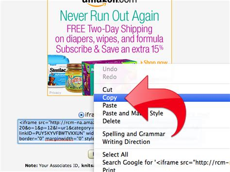 how to put amazon ads on your website 28 images 3 ways to put amazon ads on your blog