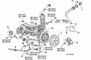 Rear Suspension Diagram And Torque Specs EvolutionM