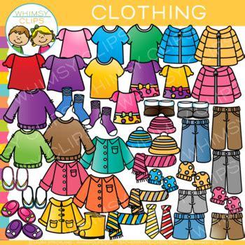 Clothing Clip Clothing Clip By Whimsy Teachers Pay Teachers