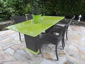 Table A Manger Jardin : exaltika produits table a manger ~ Melissatoandfro.com Idées de Décoration