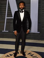 Donald Glover at the Oscars