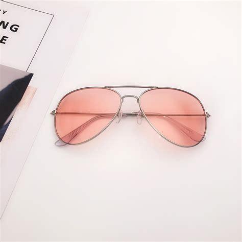 jbs kacamata wanita korea fashion uv400 vintage eyewear