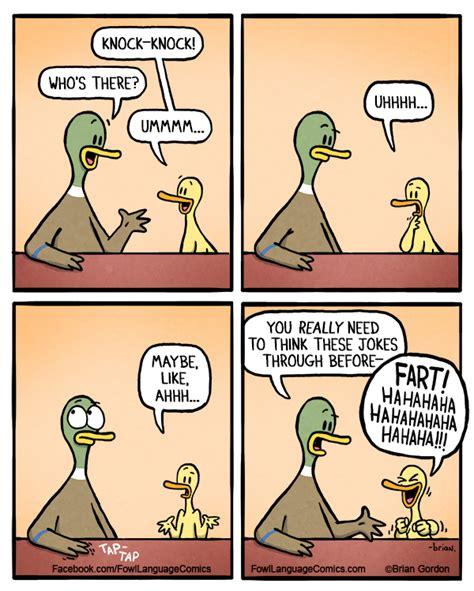 joke fowl language grownups  zealand