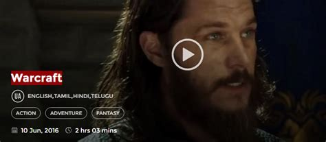 Paula patton, travis fimmel, ben foster and others. Watch Warcraft 2016 HD Hindi Dubbed Online Full Movie Free Download