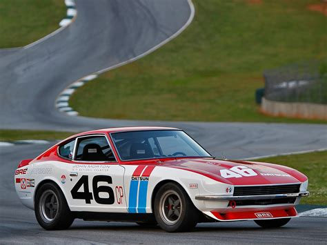 Datsun 240z Scca C Production National Championship (s30