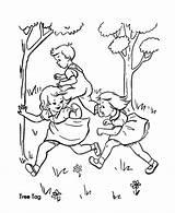 Coloring Children Playing Colouring Colorear Spiele Dibujos Malvorlagen Ausmalbilder Printable Ges Konabeun Coloriage Imagenes Singing Enfant Lesson Plan Picasa Popular sketch template