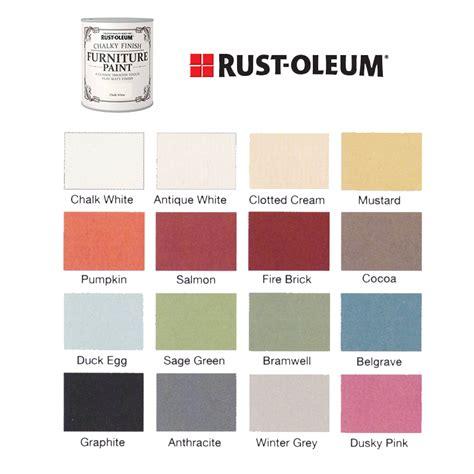 rustoleum colors chalk paint colors rustoleum home painting