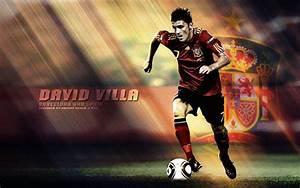 David Villa 2015 Wallpapers HD