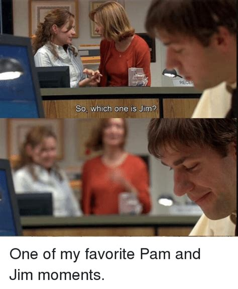 Best Memes About Pam And Jim Pam And Jim Memes