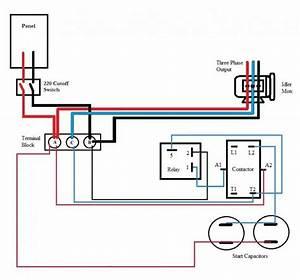 Run Capacitor Wiring Diagram Blurts Me Inside Starting In
