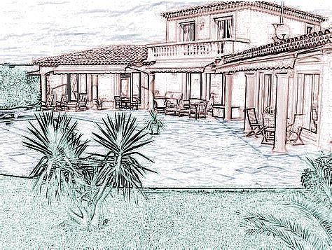dessin de maison 224 colorier