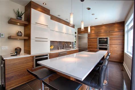 comptoir de cuisine en bois comptoir cuisine bois trendy with cuisine en bois design