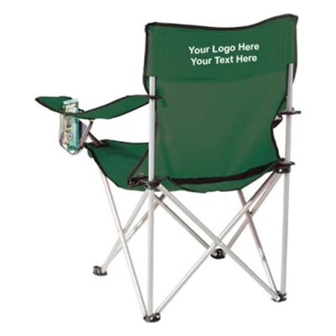 promotional logo day event outdoor folding chairs
