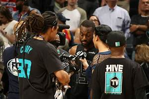 Kemba Gives Emotional Interview After Becoming Hornets ...