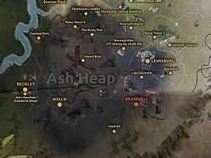 Mapa Fallout 76 Gdzie Dzieje Si Akcja Gry Fallout 76