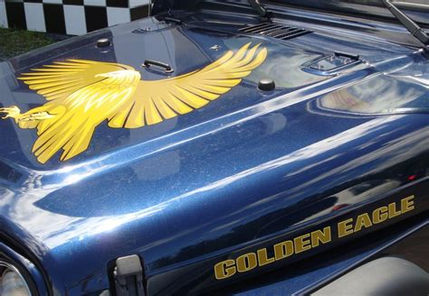 jeep golden eagle decal product jeep wrangler golden eagle hood decal