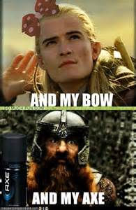 Funny Lord of Rings