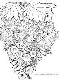 Related image | Mermaid coloring pages, Fairy coloring
