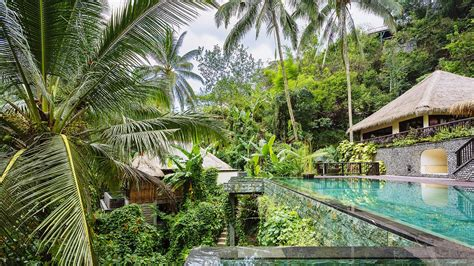 the club residence ubud luxury hotel resort hanging