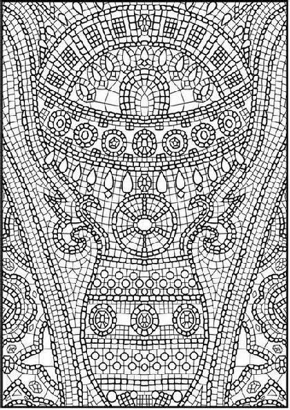 Hard Coloring Pages - Dr. Odd