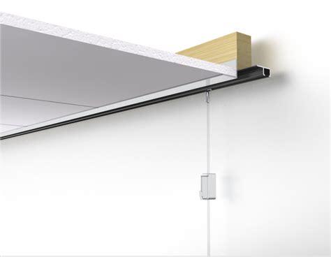 Suspended Ceiling Rails by Ceiling Hanging System Stas U Rail Artbalt Lt