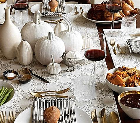 thanksgiving table setting 12 stylish thanksgiving table setting ideas