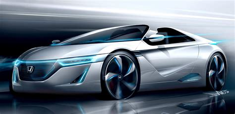 Ev Car News by 2012 Honda Ev Ster Concept News And Information Research