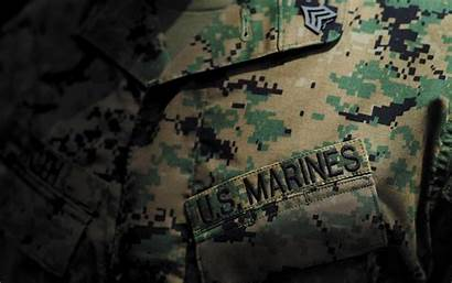 Marine Corps Marines Camo Uniform Camouflage Desktop