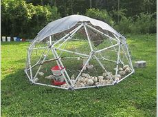 Chicken Coop Kits for Sale Geodesic Chicken Coops by Zip
