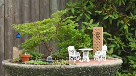 Miniature Garden Tutorial Understanding Scale Youtube