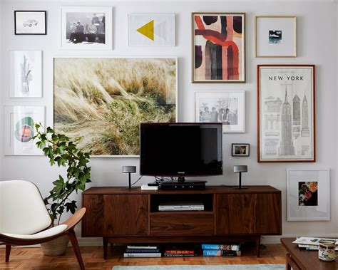 95 Ways To Hide Or Decorate Around The Tv